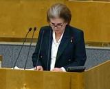 Валентина Терешкова предложила позволить президенту России править страной хоть пожизненно