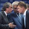 Сечин и Миллер встретились в главном офисе «Газпрома»