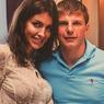 Жена подарила футболисту Аршавину не сына, а дочь