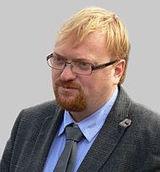 Виталий Милонов: «Если у Навального есть доказательства, тогда пускай идет в суд»