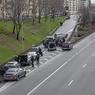 По следам убийц Немцова: найдена брошенная белая машина