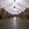 В московском метро старушка застряла между составом и платформой