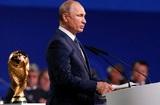 Путин пообещал поделиться с Болтоном секретами «правильной организации» ЧМ по футболу