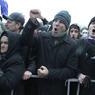 Марш против революции на Украине завершился на Площади Революции в Москве
