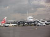 Boeing-737 вынужденно сел в Новосибирске из-за авиадебошира