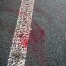 На тюменской трассе разбился байкер