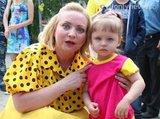 Актриса Светлана Пермякова вывела дочь на настоящий подиум