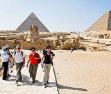 За кражу из пирамиды Хеопса осуждены немцы и соучастники-египтяне