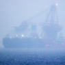 Судно «Фортуна» приступило к укладке труб газопровода «Северный поток - 2» в Дании