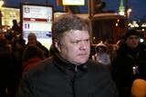 Сергея Митрохина задержали за январский митинг