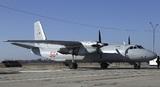 В аэропорту Якутска при взлёте с самолёта сорвало створку люка