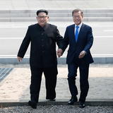 Лидеры Северной и Южной Кореи договорились о денкулеаризации региона