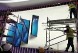 В Сети появились фото нового флагмана от Huawei с гибким экраном