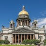 В Петербурге Исаакиевский собор открыл свою колоннаду и тут же собрал очередь