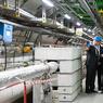 Большой Адронный коллайдер отметил Пасху поисками частицы Бога (ФОТО)