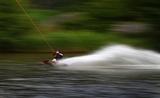Карлсон на серфинге, или по воде как посуху (ФОТО, ВИДЕО)