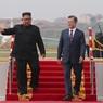 Переговоры лидеров Северной и Южной Корее продолжались два часа