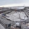 """Стоимость возведения нового стадиона """"Зенита"""" может возрасти"""