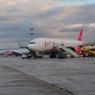 Первый в жизни международный рейс женщины-второго пилота не состоялся из-за долгов