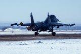 Двух пилотов разбившихся в результате столкновения Су-34 нашли в море