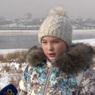 Пятиклассница спасла провалившуюся под лед подругу