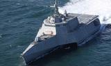 ВМС США спустили на воду новейший корабль-невидимку