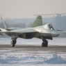 Авиастроители опубликовали новые фотографии истребителя пятого поколения Т-50