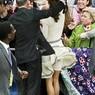 Среди прислуги Кейт Миддлтон появился телохранитель... для юбки