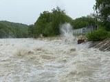 МЧС: Вода не покидает приморские населенные пункты