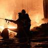 Пожар на столичном рынке «Мельница» локализован