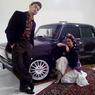 Екатерина Варнава и Наталья Еприкян прокатились на «Ладе Седан»