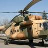 Расстрел машины боевиков с Ми-171 сняли на видео