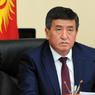 Путин поздравил Жээнбекова с победой на выборах главы Киргизии