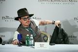 Джонни Депп явился пьяным на премьеру своего фильма в Лондоне