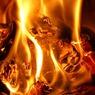 В Карелии пожар уничтожил церковь XVIII века