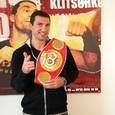 Владимир Кличко намерен уйти с ринга ради семьи