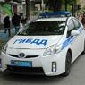 Иномарка протаранила остановку с людьми в Санкт-Петербурге