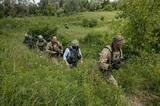 Украинские военные подорвались на мине после введения режима перемирия в Донбассе