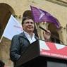 После организации марша за импичмент Порошенко к Саакашвили пришли с обысками