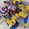 Российские хоккеисты проиграли команде Швеции в рамках Еврохоккейтура
