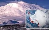 Жизни на Земле не будет: ученые предупредили о возможном пробуждении вулканов Антарктиды