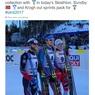Чемпионом мира по скиатлону стал российский спортсмен