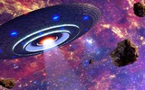 Жители сразу трех стран засняли НЛО в небе