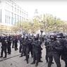 В Дрездене вооруженная полиция готовится к беспорядкам
