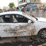 В Москве взорвали машину ингушского муфтия