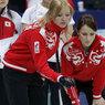 Российские керлингистки одержали четвертую победу на чемпионате Европы
