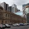 Автомобиль наехал на пешеходов в Мельбурне