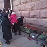 Панихида и суд: Петербург скорбит по жертвам теракта