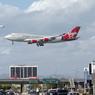 Пассажиры Virgin Atlantic полетят в самолете с прозрачным полом