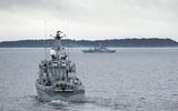 Швеция обвинила российский корабль во вторжении в свои воды